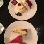 ANAインターコンチネンタルホテル東京のシャンパンバーで、三つ星シェフのケーキが食べ放題!