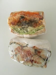 サンド2種
