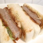 サンドイッチハウス メルヘンのおさかなサンドはタルタルソースが決めて