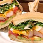 渋谷ゴントランシェリエの上にあるBon Vivant(ボン ヴィヴァン)でスーパーフードなサンドイッチ