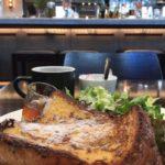 CAFE&BAKERY MIYABI(カフェ&ベーカリー ミヤビ)神保町店でボリュームたっぷりのデニッシュトースト