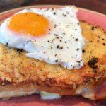 恵比寿ガーデンプレイス | 俺のベーカリー&カフェで山型食パンのクロックマダムランチ