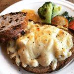 代々木八幡 | ル・ヴァンに併設されたカフェ ル・シァレ(Le Chalet)で野菜ごろごろチーズトースト