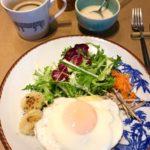 NEWoMan新宿 | TORAYA CAFE AN STAND(トラヤカフェ・あんスタンド)のあんペーストを使ったフードメニューは見た目もかわいい
